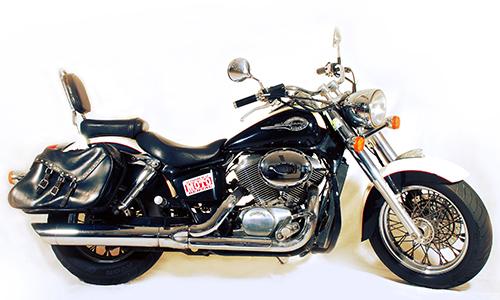 Rent A Honda Shadow 750cc In Lanzarote Motorental Lanzarote